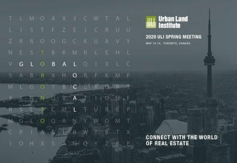 ULI Spring Meeting Toronto promo image